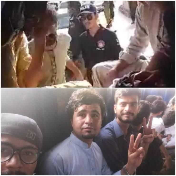 کوئٹہ میں آن لائن کلاسوں کے خلاف احتجاج کرنے والے طلبہ کو گرفتار کر لیا گیا۔